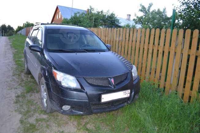 Pontiac Vibe, 2003 год, 350 000 руб.