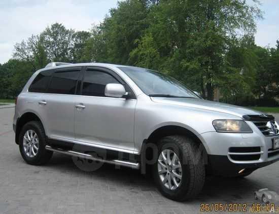 Volkswagen Touareg, 2005 год, 50 000 руб.