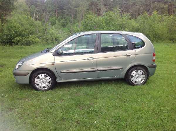 Renault Scenic, 2002 год, 250 000 руб.