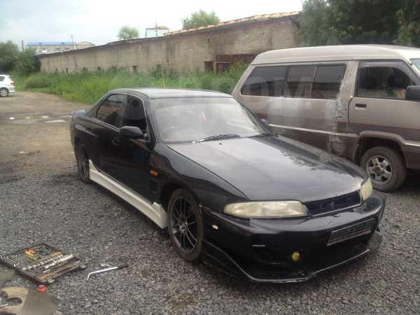 Nissan Skyline, 1993 год, 204 500 руб.