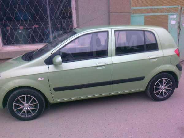 Hyundai Getz, 2010 год, 400 000 руб.