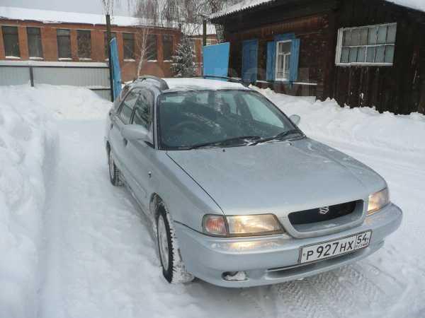 Suzuki Cultus, 1996 год, 170 000 руб.