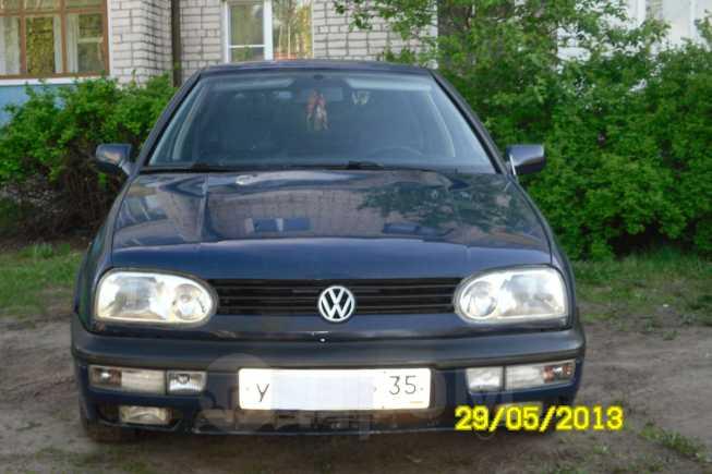 Volkswagen Golf, 1992 год, 140 000 руб.
