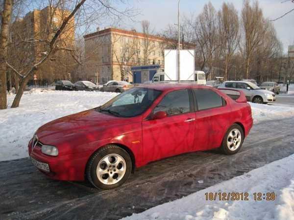 Alfa Romeo 156, 2003 год, 420 000 руб.