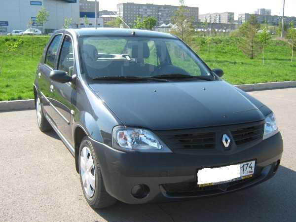Renault Logan, 2008 год, 325 000 руб.