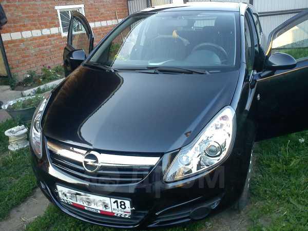 Opel Corsa, 2009 год, 375 000 руб.