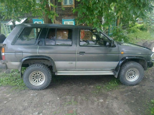 Nissan Terrano, 1993 год, 310 000 руб.