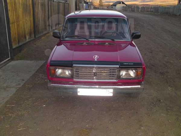 Лада 2107, 2006 год, 150 000 руб.
