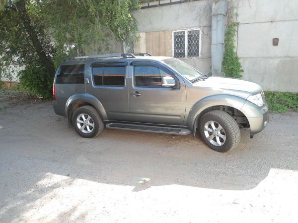 Nissan Pathfinder, 2008 год, 1 085 000 руб.