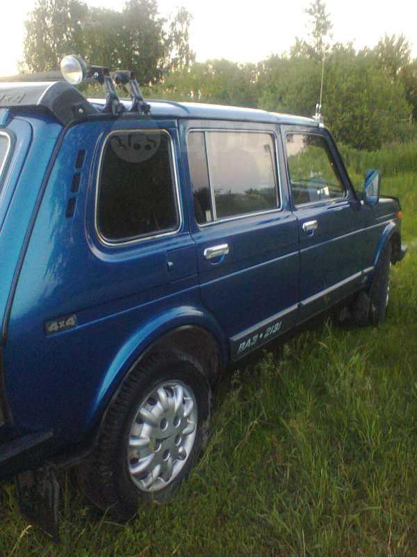 Лада 4x4 2131 Нива, 2006 год, 215 000 руб.