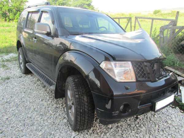 Nissan Pathfinder, 2008 год, 480 000 руб.