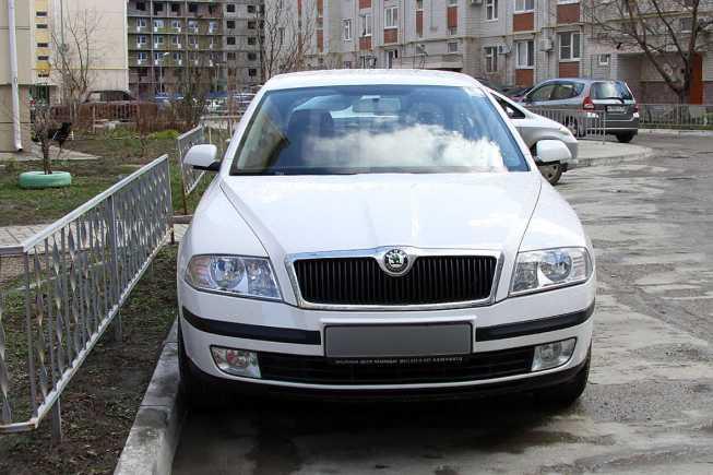 Skoda Octavia, 2008 год, 480 000 руб.