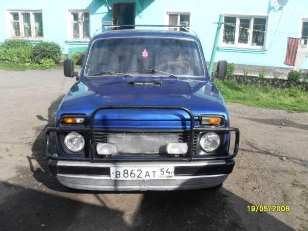 Лада 4x4 2121 Нива, 1991 год, 110 000 руб.