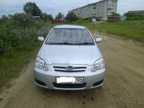 Toyota Corolla Runx, 2005 год, 350 000 руб.