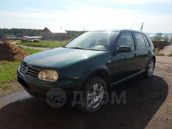 Volkswagen Golf, 2001 год, 310 000 руб.