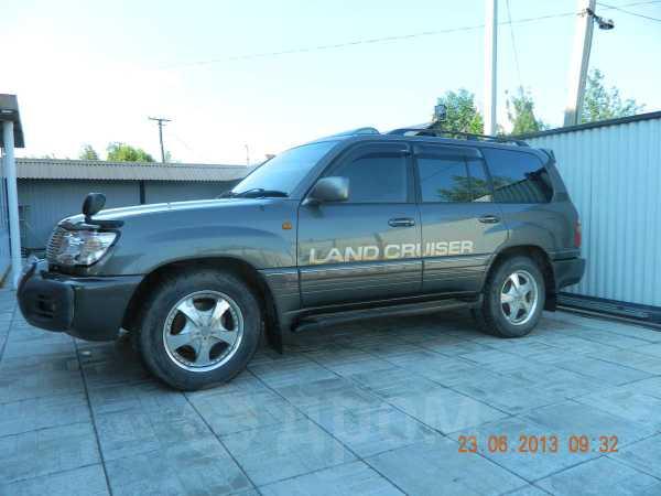 Toyota Land Cruiser, 2001 год, 999 000 руб.