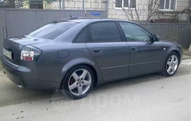 Audi A4, 2004 год, 410 000 руб.