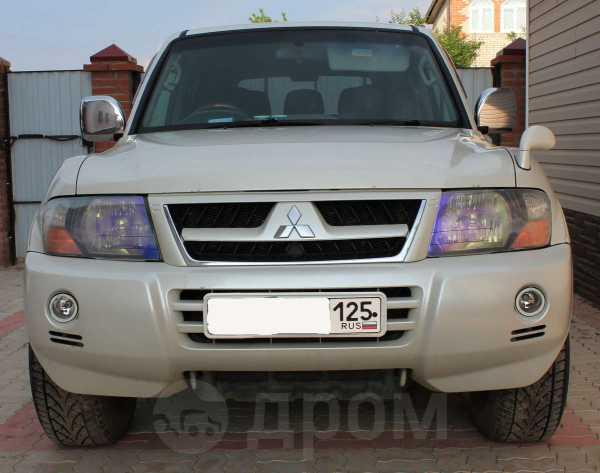 Mitsubishi Pajero, 2003 год, 705 000 руб.