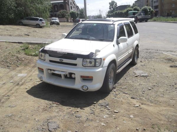 Nissan Terrano Regulus, 1998 год, 515 000 руб.
