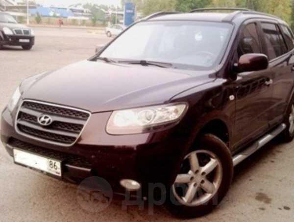 Hyundai Santa Fe, 2006 год, 740 000 руб.