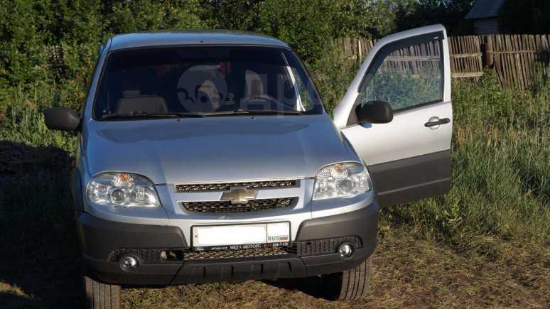 Chevrolet Niva, 2009 год, 390 000 руб.