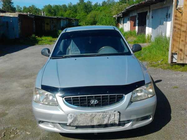 Hyundai Accent, 2004 год, 235 000 руб.