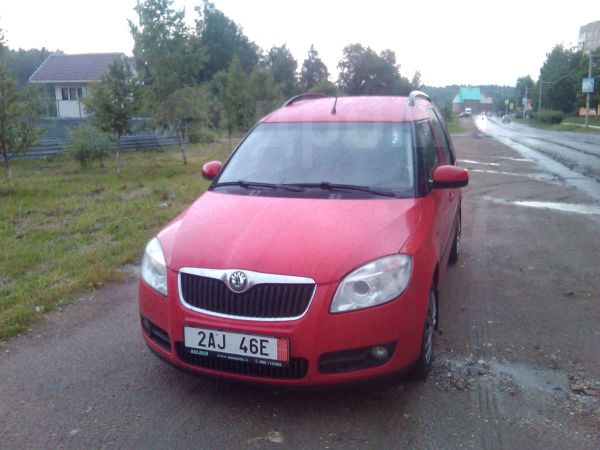 Skoda Roomster, 2009 год, 450 000 руб.