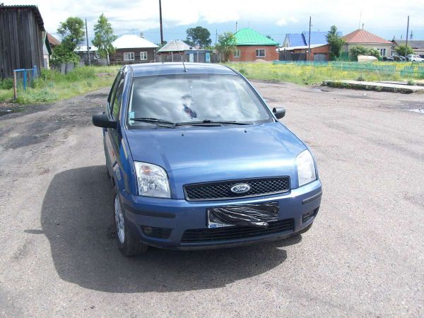 Ford Fusion, 2005 год, 355 000 руб.