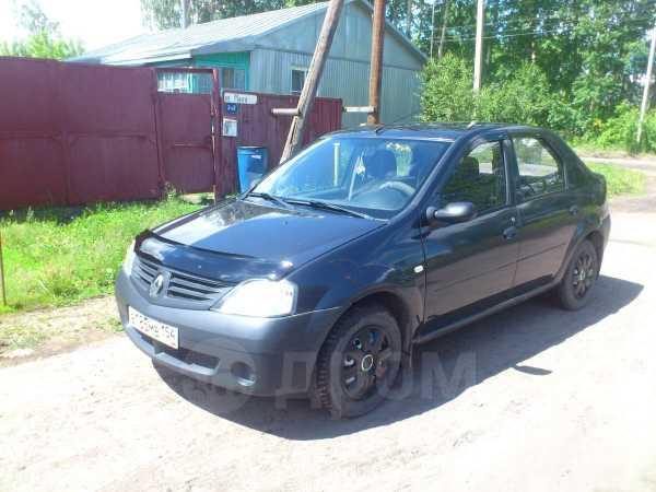 Renault Logan, 2007 год, 265 000 руб.