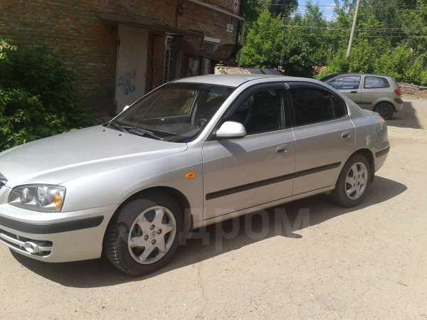 Hyundai Elantra, 2006 год, 333 000 руб.