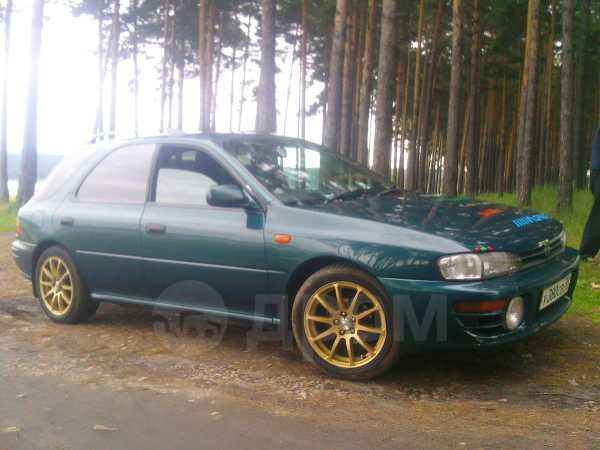Subaru Impreza, 1996 год, 200 000 руб.