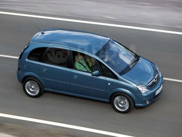 Opel Meriva, 2007 год, 315 000 руб.