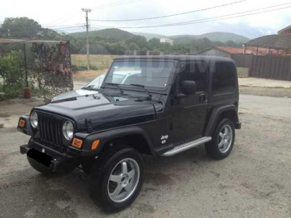 Jeep Wrangler, 2005 год, 730 000 руб.