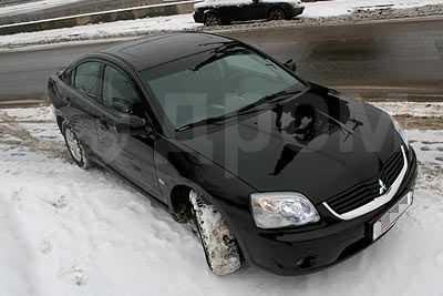 Mitsubishi Galant, 2007 год, 480 000 руб.