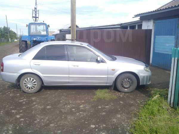 Mazda Familia, 2002 год, 230 000 руб.