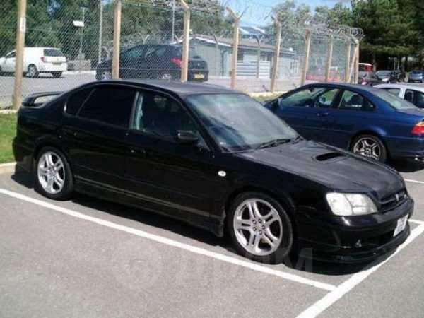 Subaru Legacy B4, 2000 год, 150 000 руб.