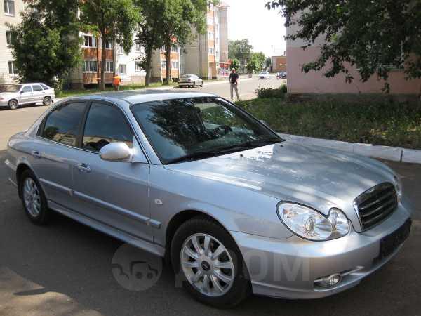 Hyundai Sonata, 2005 год, 358 000 руб.