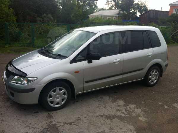 Mazda Premacy, 2000 год, 310 000 руб.
