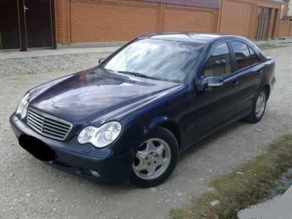 Mercedes-Benz C-Class, 2003 год, 500 000 руб.