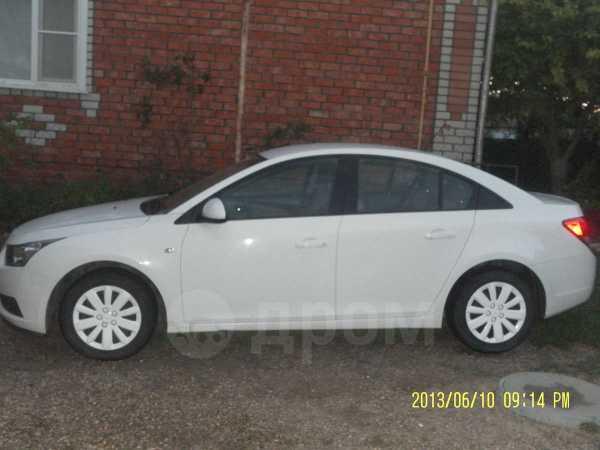 Chevrolet Cruze, 2010 год, 460 000 руб.