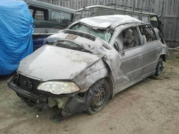 Honda Odyssey, 2000 год, 200 000 руб.