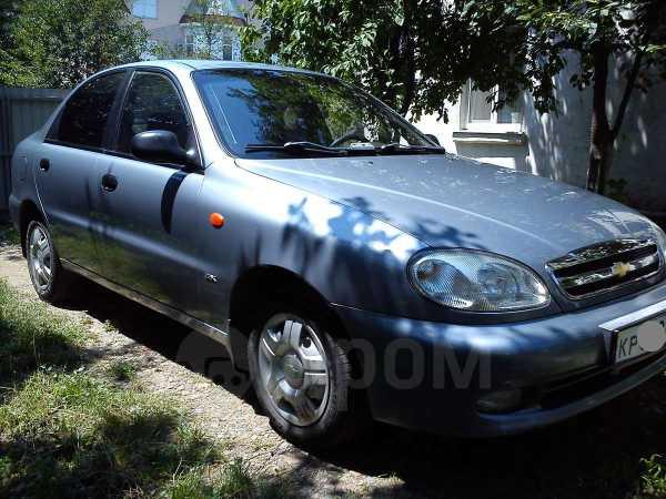 Chevrolet Lanos, 2008 год, 208 000 руб.