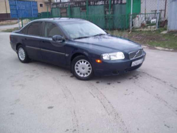 Volvo S80, 1999 год, 280 000 руб.