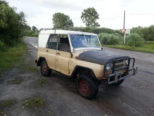 УАЗ 469, 1973 год, 55 000 руб.