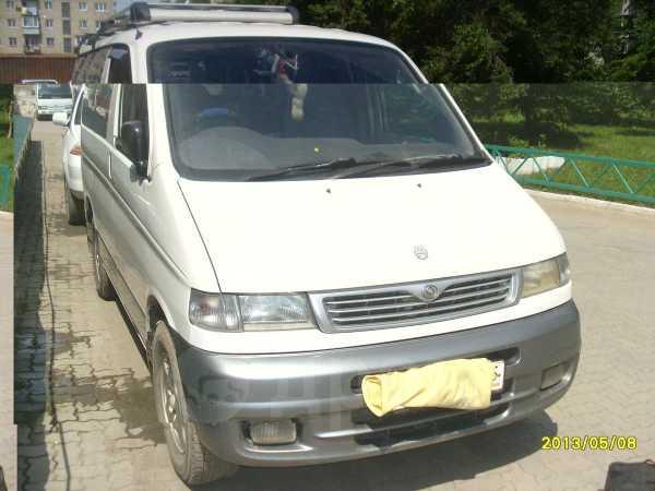 Mazda Bongo Friendee, 1996 год, 250 000 руб.