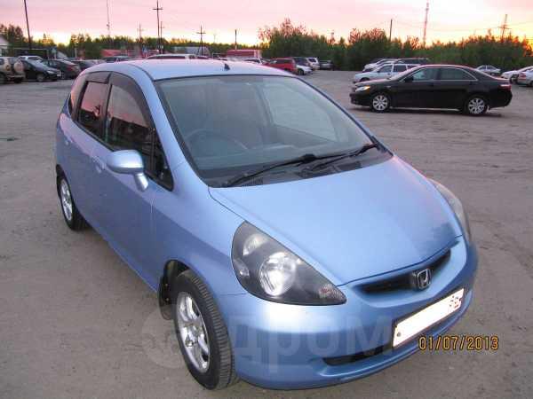 Honda Fit, 2003 год, 240 000 руб.