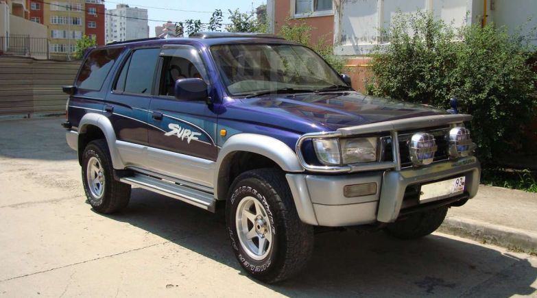Toyota Hilux Surf, 1996 год, 410 000 руб.