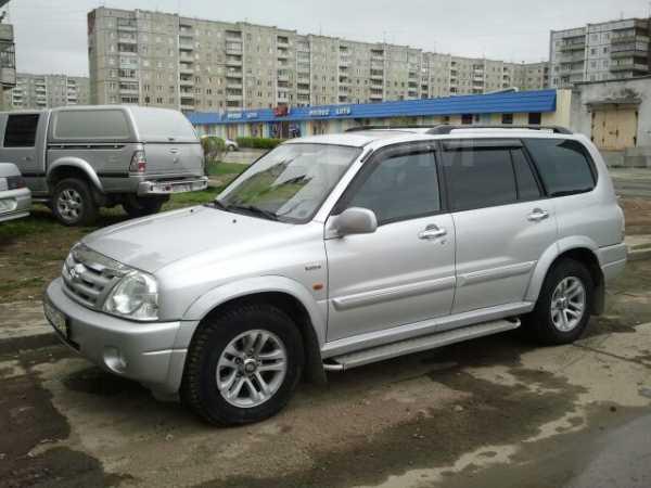 Suzuki Grand Vitara, 2005 год, 550 000 руб.