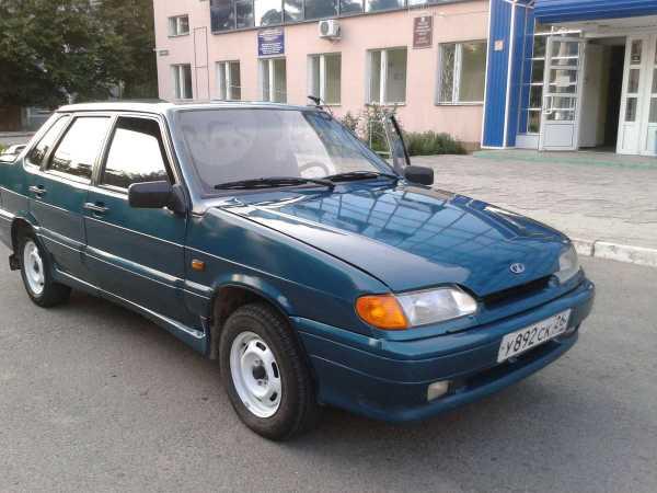 Лада 2115, 2001 год, 115 000 руб.
