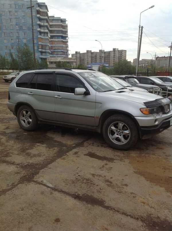 BMW X5, 2001 год, 780 000 руб.